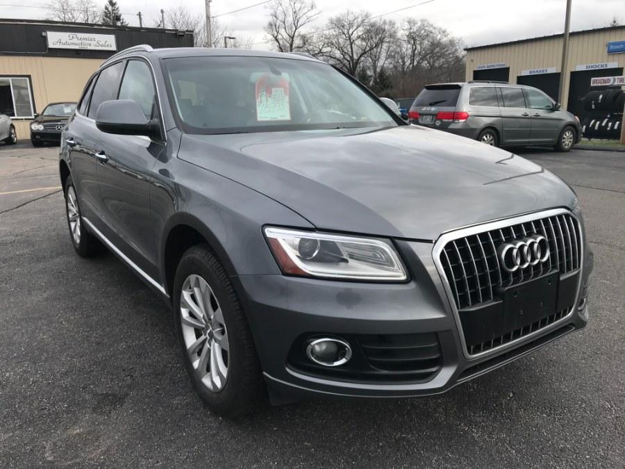 Used 2015 Audi Q5 in Warwick, Rhode Island | Premier Automotive Sales. Warwick, Rhode Island