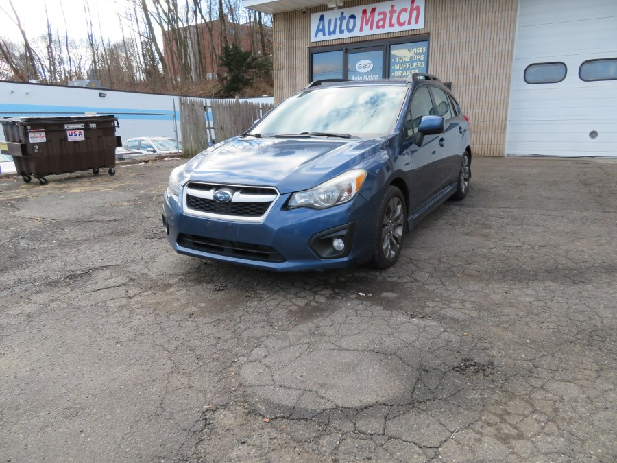 Used Subaru Impreza Wagon 5dr Auto 2.0i Sport Premium 2013 | Auto Match LLC. Waterbury, Connecticut