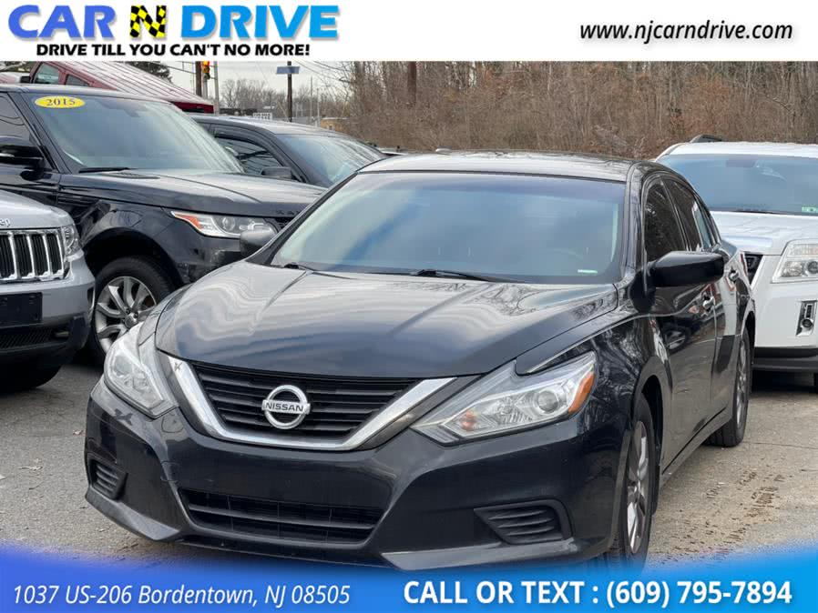 Used Nissan Altima 2.5 2016 | Car N Drive. Bordentown, New Jersey