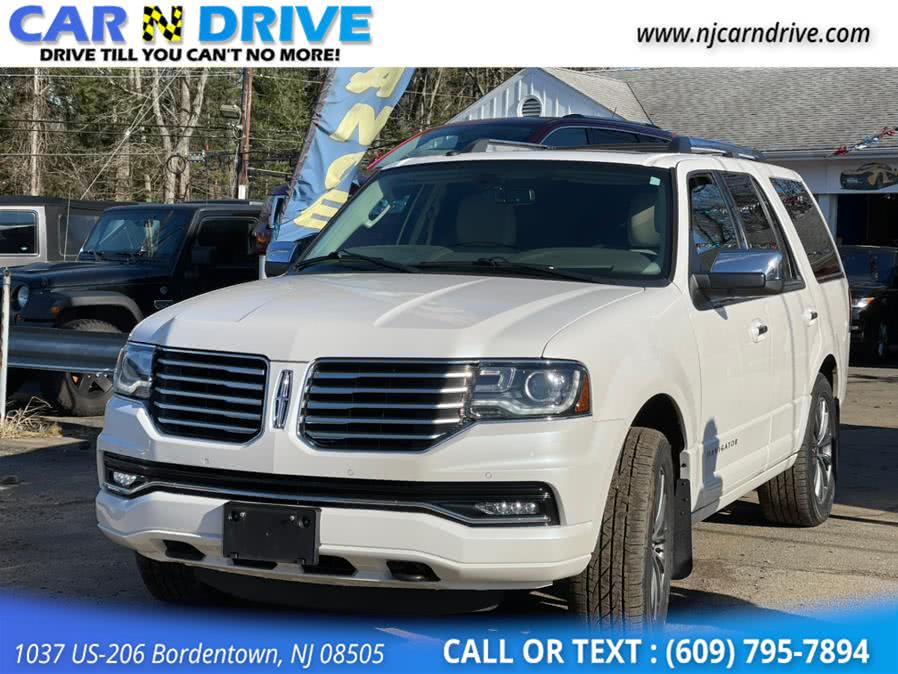 Used Lincoln Navigator Select 4WD 2016 | Car N Drive. Bordentown, New Jersey