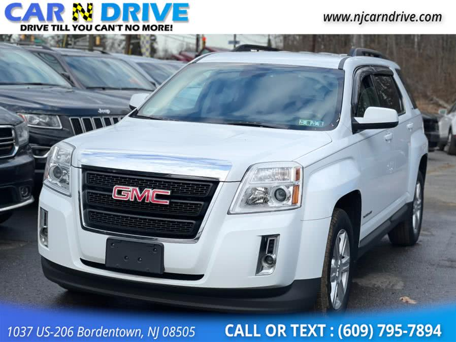 Used GMC Terrain SLE2 FWD 2015 | Car N Drive. Bordentown, New Jersey