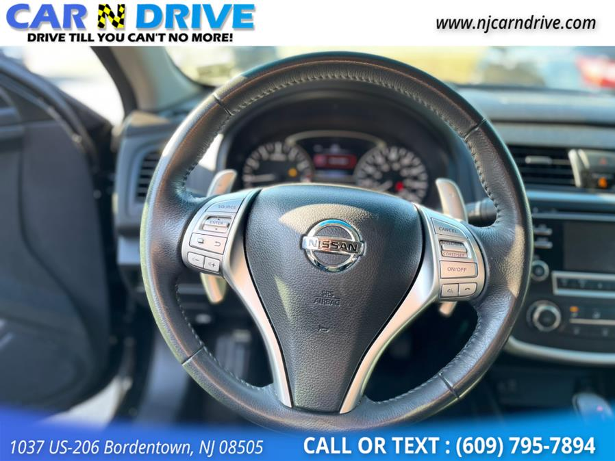 Used Nissan Altima 2.5 SR 2017 | Car N Drive. Bordentown, New Jersey