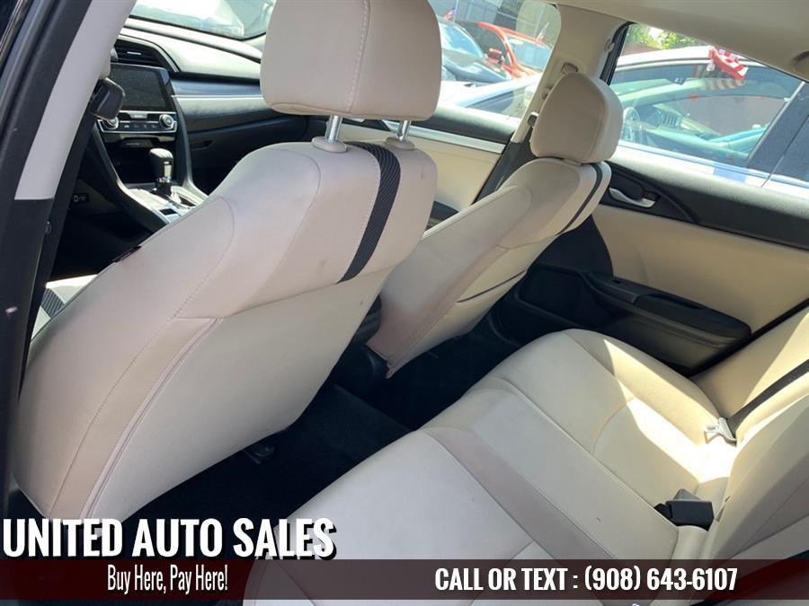 Used Honda Civic EX 2017 | United Auto Sale. Newark, New Jersey