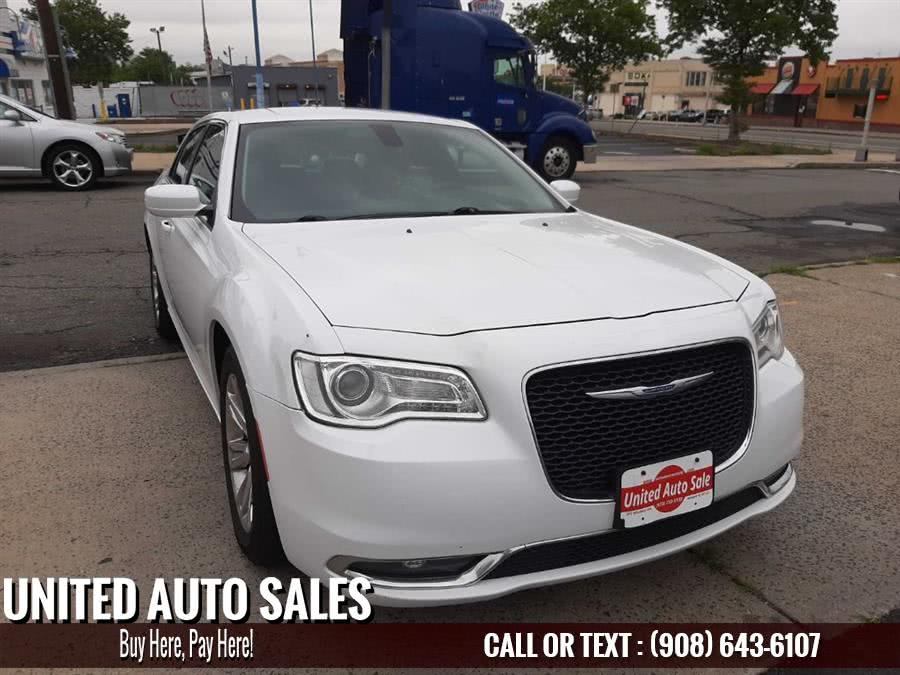 Used 2017 Chrysler 300 in Newark, New Jersey | United Auto Sale. Newark, New Jersey