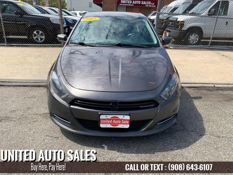 Used Dodge Dart SXT 2015 | United Auto Sale. Newark, New Jersey