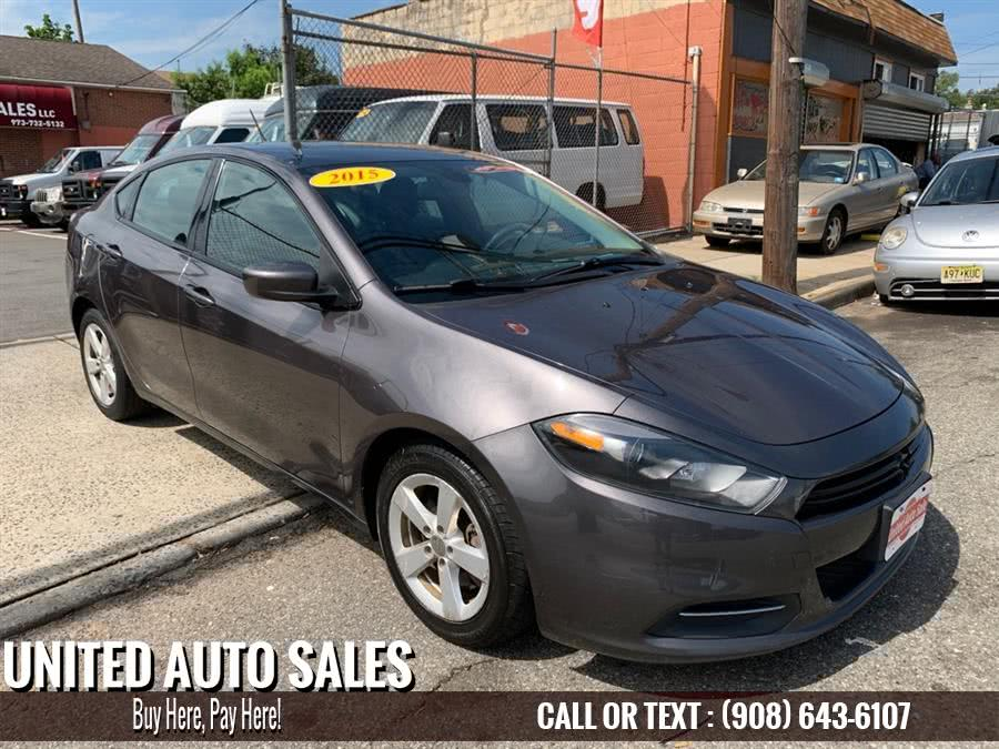 Used Dodge Dart SXT 2015 | United Auto Sale. Newark, New Jersey