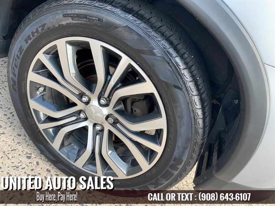 Used Mitsubishi Outlndr Sprt SEL 2016 | United Auto Sale. Newark, New Jersey