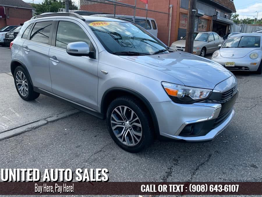 Used 2016 Mitsubishi Outlndr Sprt in Newark, New Jersey | United Auto Sale. Newark, New Jersey