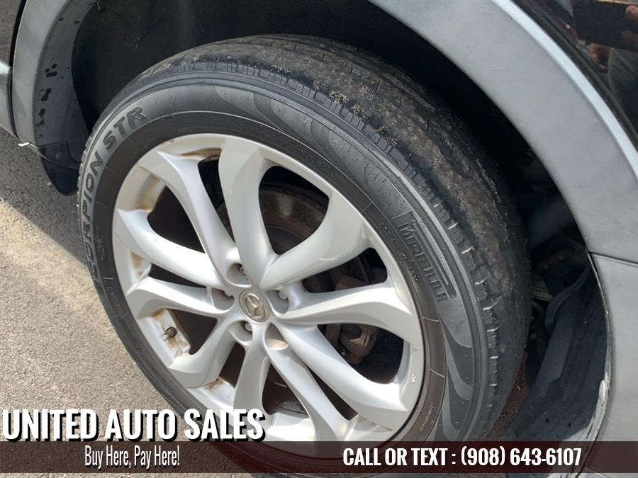 Used Mazda Cx-9  2011 | United Auto Sale. Newark, New Jersey