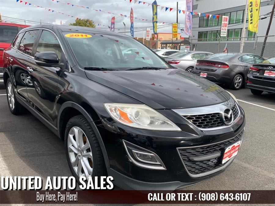 Used Mazda Cx-9  2011 | United Auto Sale. Newark, New Jersey
