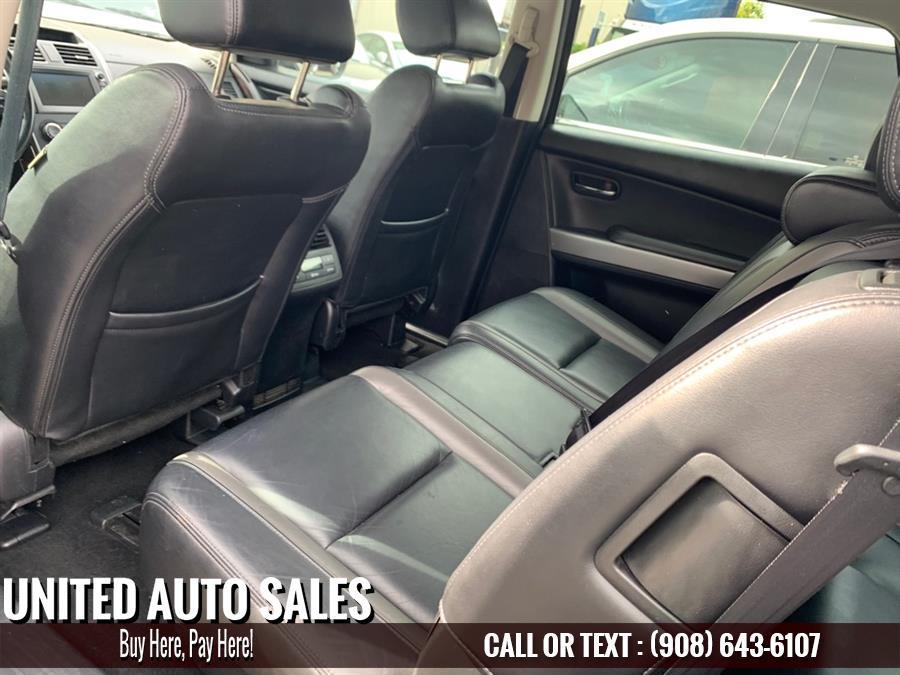Used Mazda Cx-9  2011   United Auto Sale. Newark, New Jersey