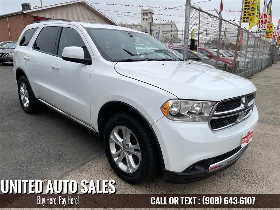 Used 2013 Dodge Durango in Newark, New Jersey | United Auto Sale. Newark, New Jersey