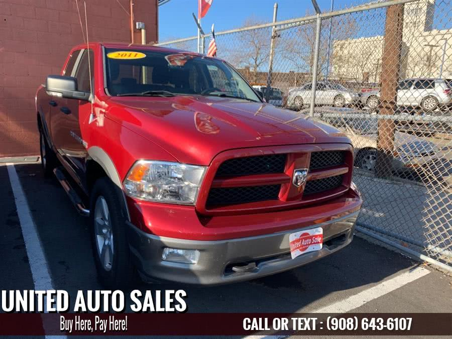 Used 2011 Dodge Ram 1500 in Newark, New Jersey | United Auto Sale. Newark, New Jersey