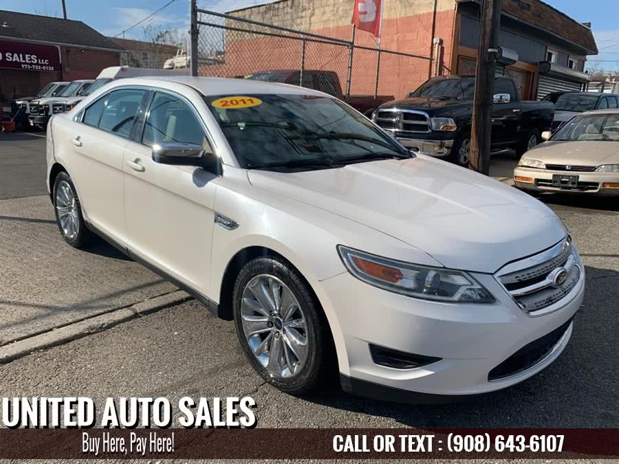 Used Ford Taurus LIMITED 2011 | United Auto Sale. Newark, New Jersey