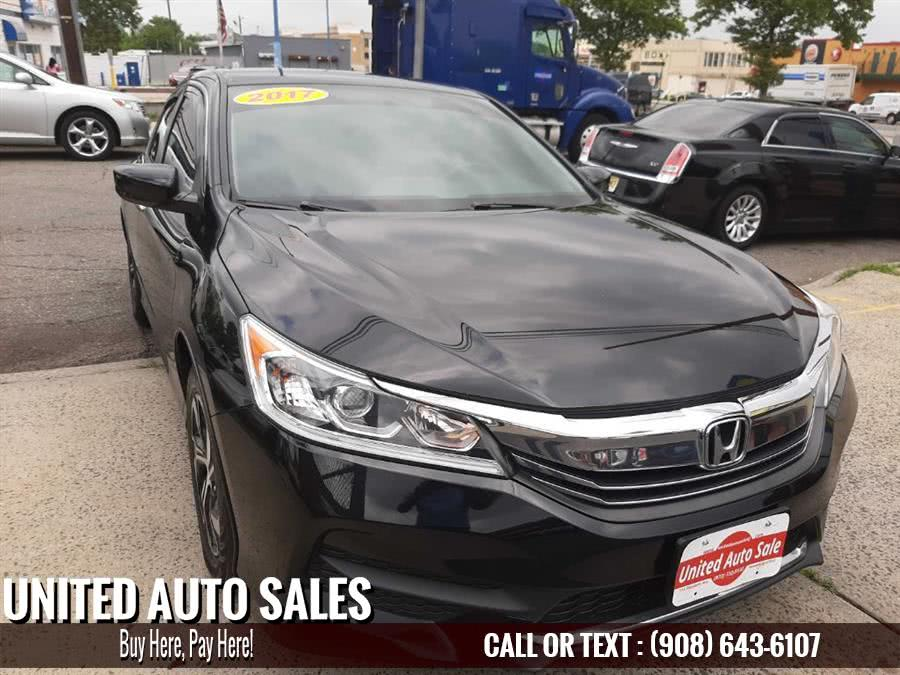 Used 2017 Honda Accord in Newark, New Jersey | United Auto Sale. Newark, New Jersey