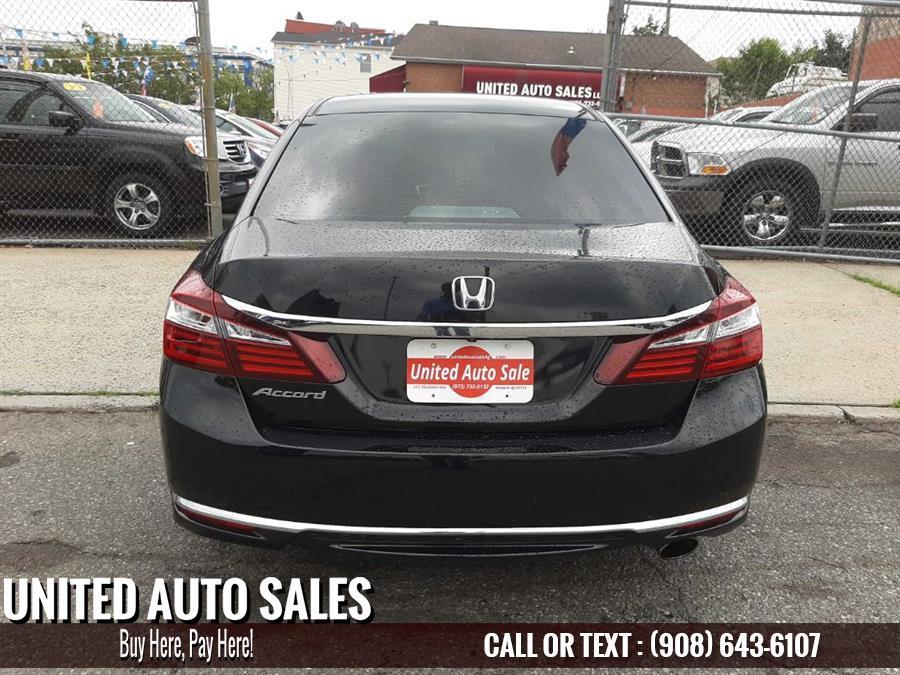 Used Honda Accord LX 2017 | United Auto Sale. Newark, New Jersey