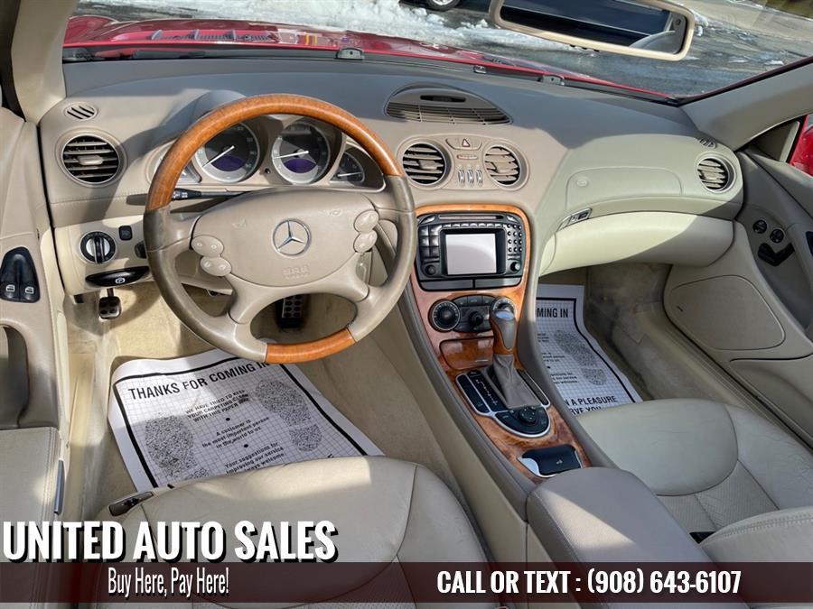 Used Mercedes-benz Sl 500R 2003   United Auto Sale. Newark, New Jersey