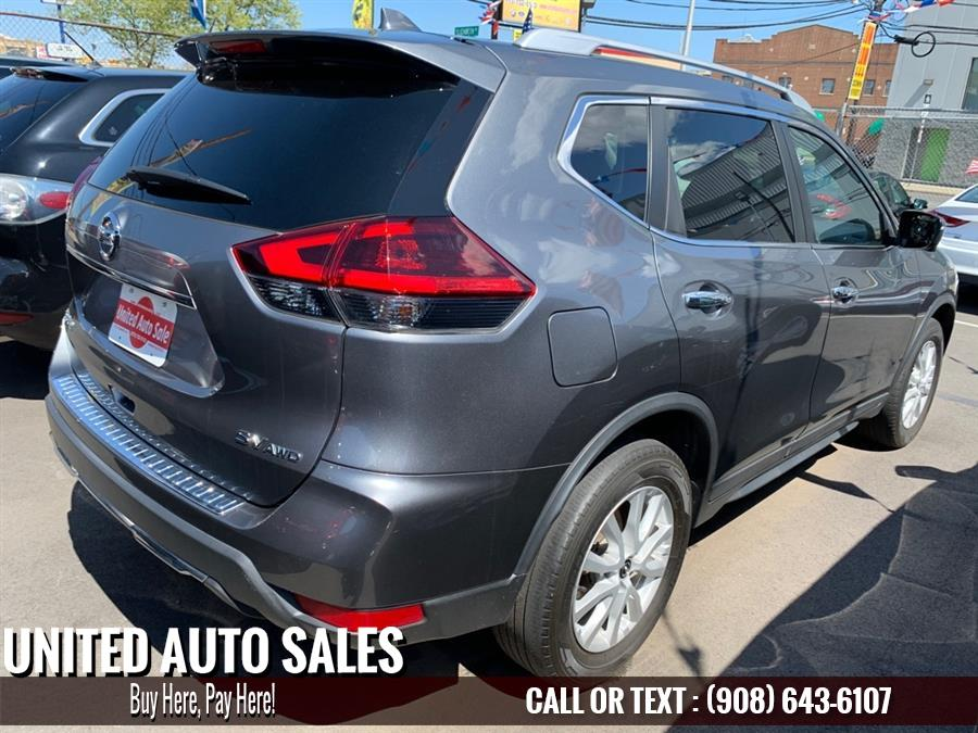 Used Nissan Rogue S 2018 | United Auto Sale. Newark, New Jersey