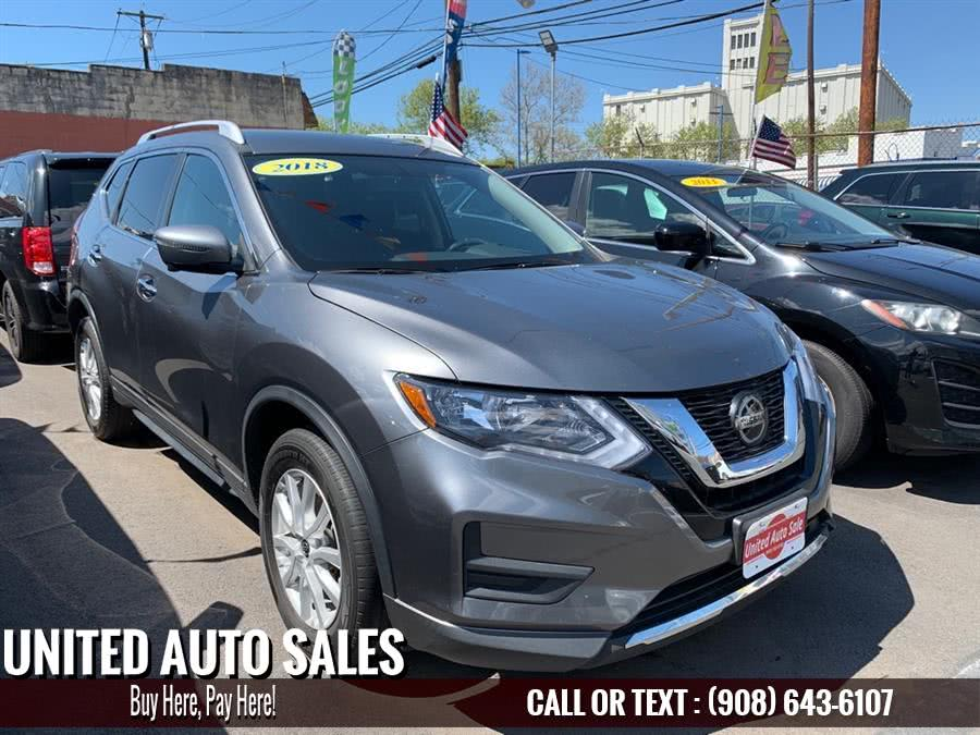 Used 2018 Nissan Rogue in Newark, New Jersey | United Auto Sale. Newark, New Jersey