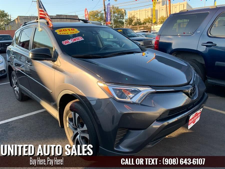 Used 2018 Toyota Rav4 in Newark, New Jersey | United Auto Sale. Newark, New Jersey