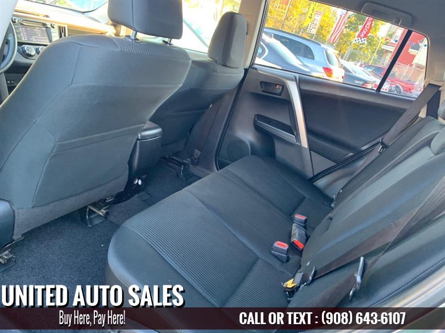 Used Toyota Rav4 LE 2018 | United Auto Sale. Newark, New Jersey