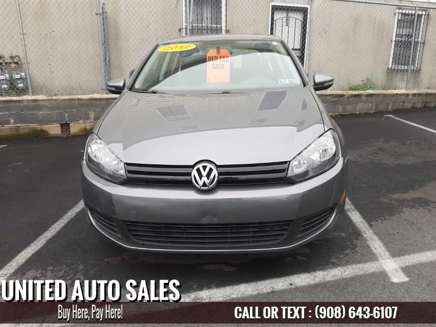 Used Volkswagen Golf  2012 | United Auto Sale. Newark, New Jersey