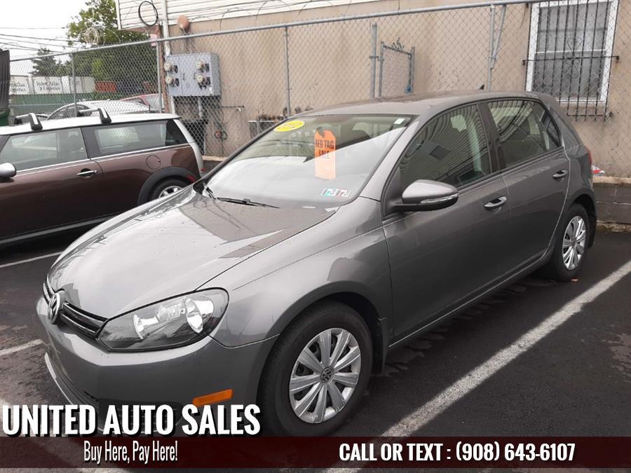 Used Volkswagen Golf  2012 | United Auto Sale. Newark, New Jersey