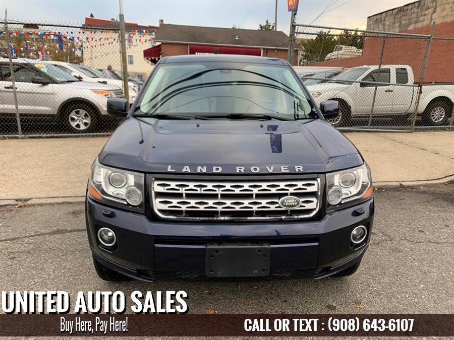 Used Land Rover Lr2 HSE 2014 | United Auto Sale. Newark, New Jersey