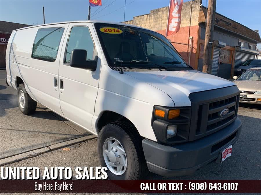 Used Ford Econoline E250 VAN 2014 | United Auto Sale. Newark, New Jersey