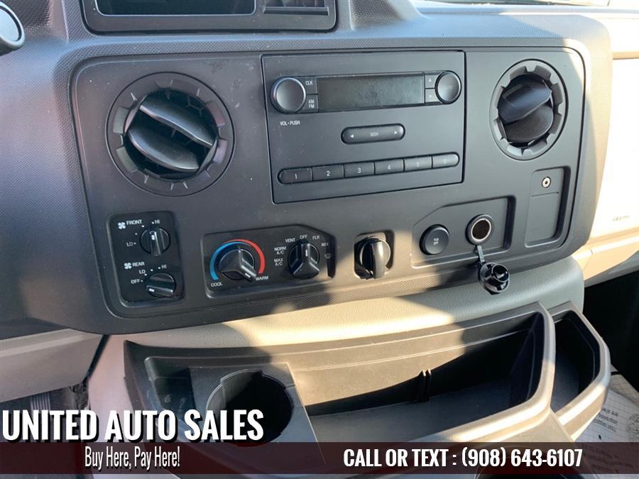 Used Ford Econoline E250 VAN 2014 | United Auto Sale. Newark, New Jersey
