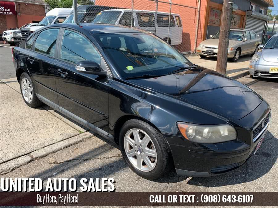 Used Volvo S40 2.4I 2007 | United Auto Sale. Newark, New Jersey