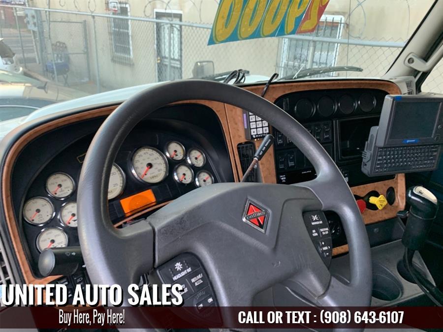 Used International Trk Slep CUMIN ENGINE 2015 | United Auto Sale. Newark, New Jersey