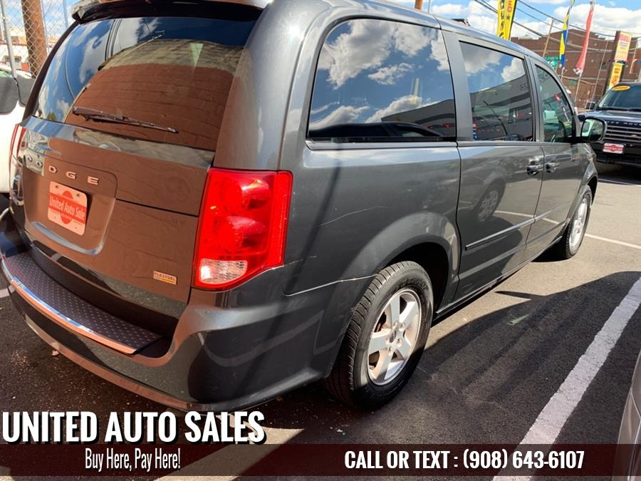 Used Dodge Grnd Cravn SXT 2012 | United Auto Sale. Newark, New Jersey