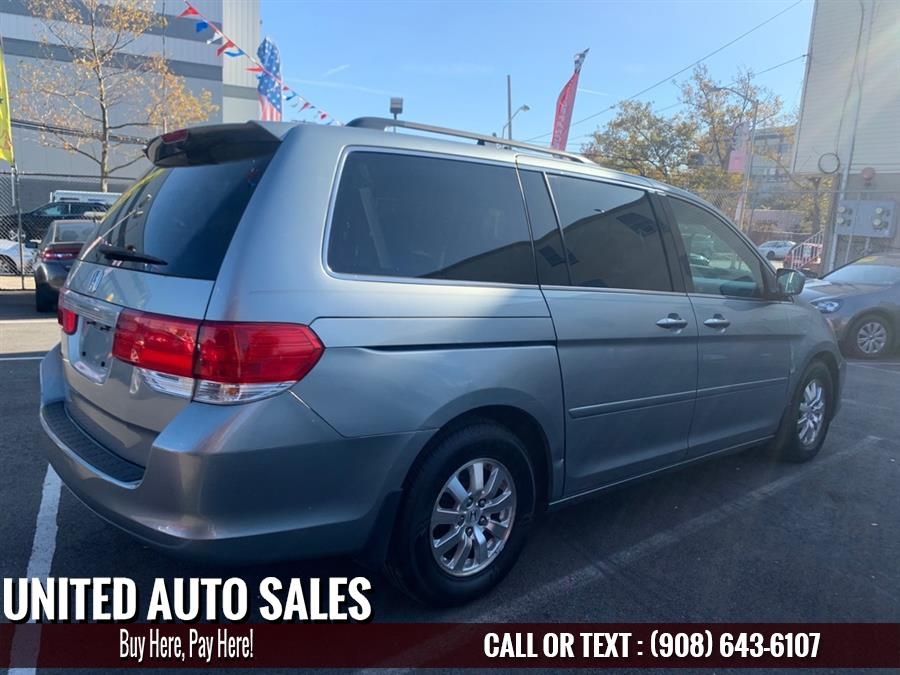 Used Honda Odyssey EXL 2008 | United Auto Sale. Newark, New Jersey
