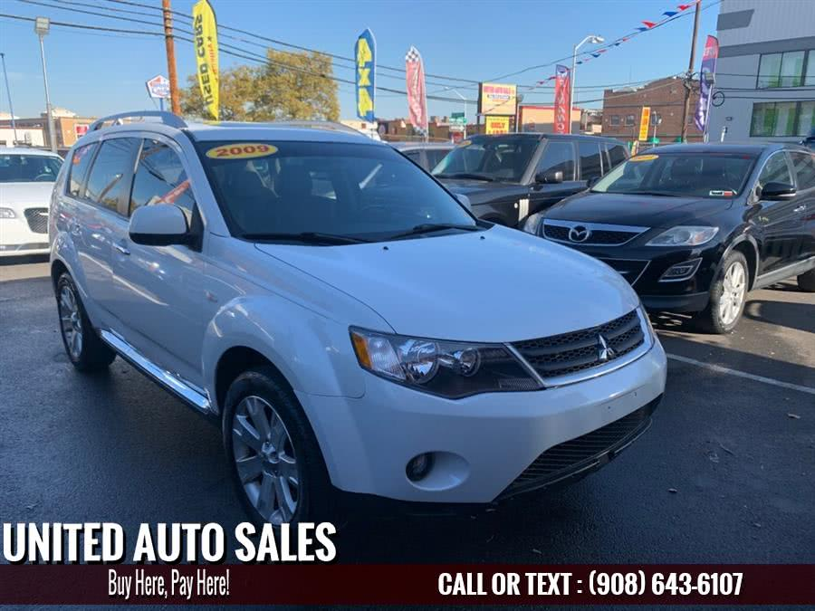 Used Mitsubishi Outlander SE 2009 | United Auto Sale. Newark, New Jersey