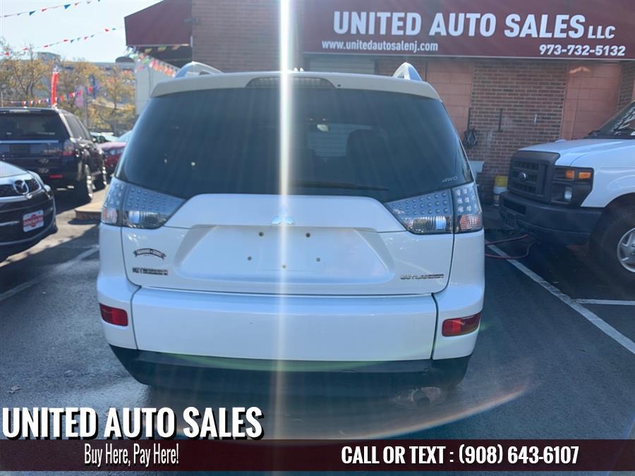 Used Mitsubishi Outlander SE 2009 | United Auto Sale. Newark, New Jersey