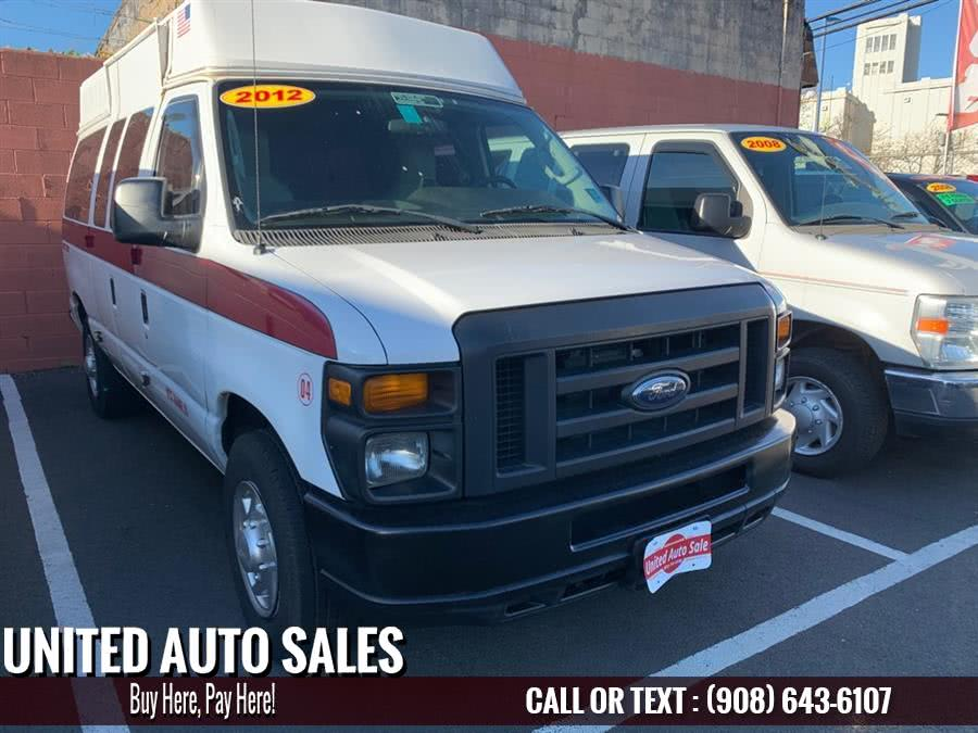 Used 2012 Ford Ecnlin W/c in Newark, New Jersey | United Auto Sale. Newark, New Jersey