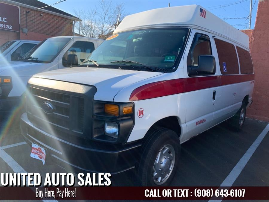 Used Ford Ecnlin W/c E250 W/C 2012 | United Auto Sale. Newark, New Jersey