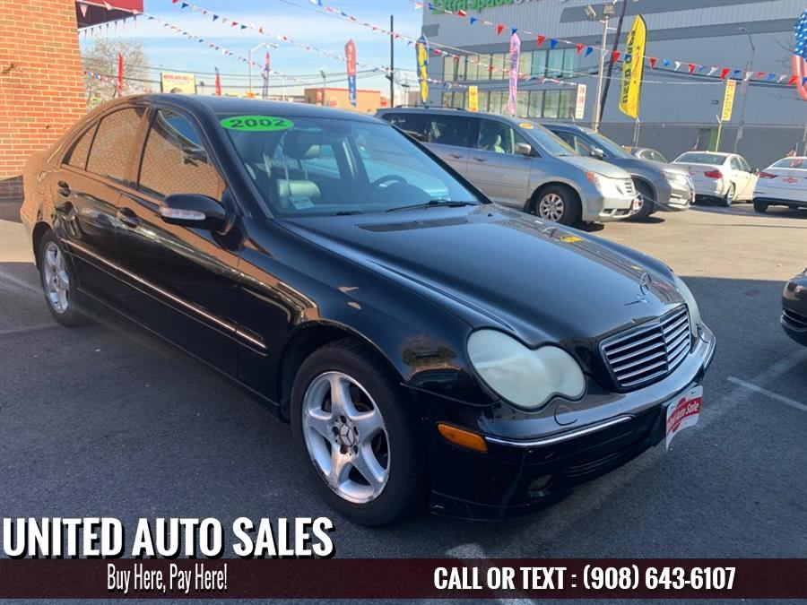 Used 2002 Mercedes-benz C-class in Newark, New Jersey | United Auto Sale. Newark, New Jersey