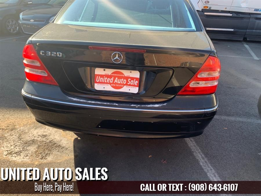 Used Mercedes-benz C-class C320 2002 | United Auto Sale. Newark, New Jersey