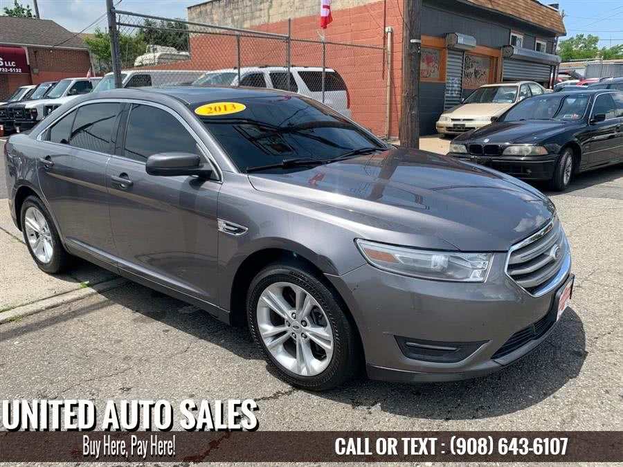 Used 2013 Ford Taurus  d in Newark, New Jersey | United Auto Sale. Newark, New Jersey