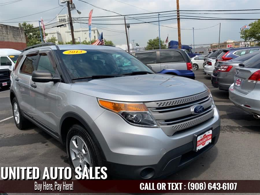 Used 2013 Ford Explorer in Newark, New Jersey | United Auto Sale. Newark, New Jersey