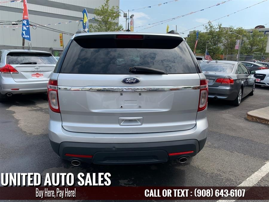 Used Ford Explorer  2013 | United Auto Sale. Newark, New Jersey