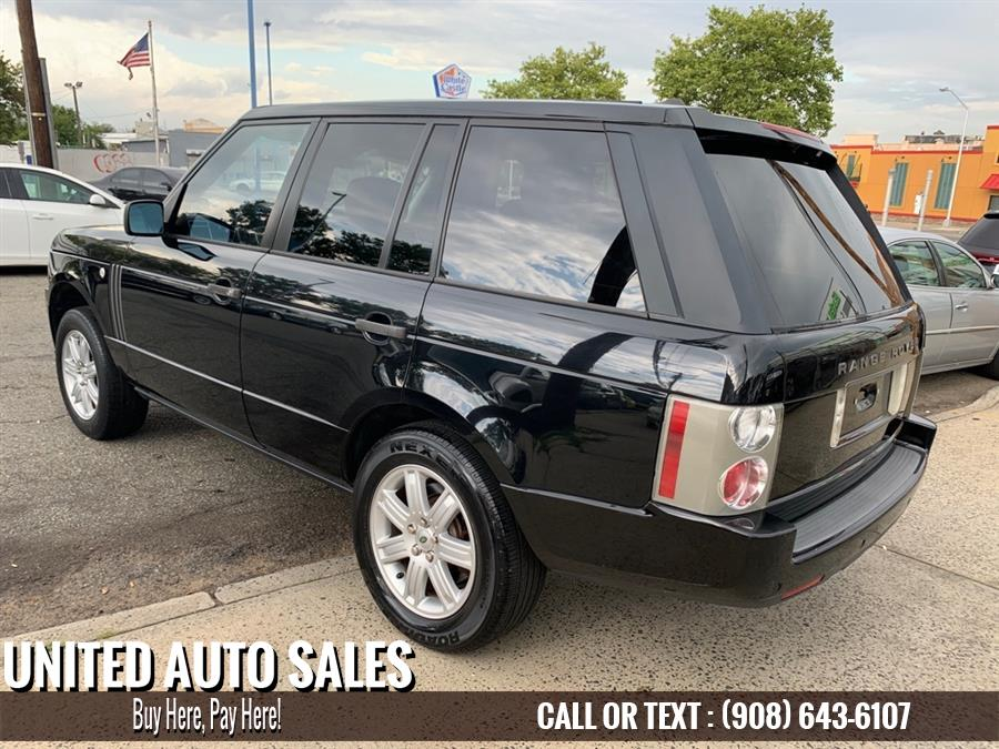 Used Land Rover Range Rover HSE 2006 | United Auto Sale. Newark, New Jersey