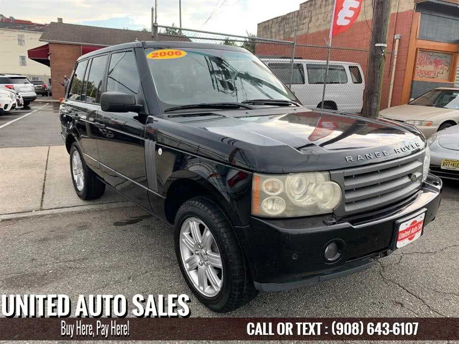 Used 2006 Land Rover Range Rover in Newark, New Jersey | United Auto Sale. Newark, New Jersey