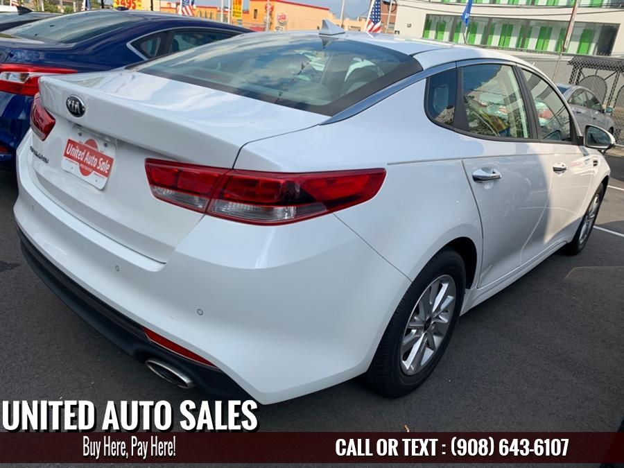 Used Kia Optima LX 2016 | United Auto Sale. Newark, New Jersey