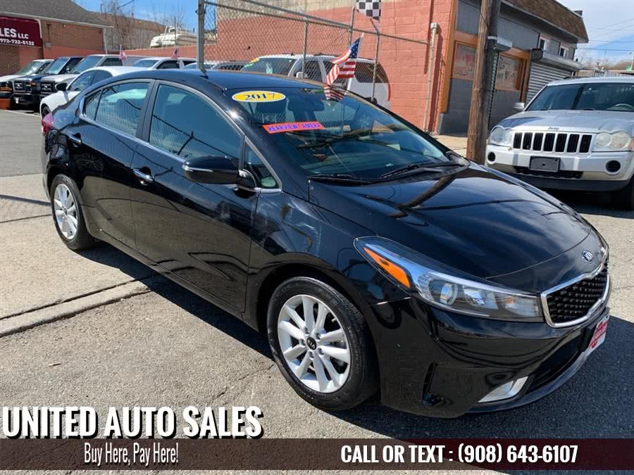 Used Kia Forte LX 2017 | United Auto Sale. Newark, New Jersey