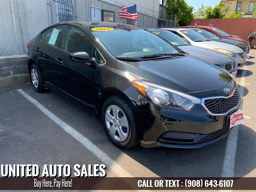 Used 2016 Kia Forte in Newark, New Jersey | United Auto Sale. Newark, New Jersey