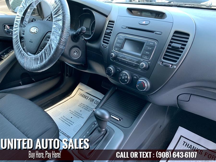 Used Kia Forte LX 2016 | United Auto Sale. Newark, New Jersey