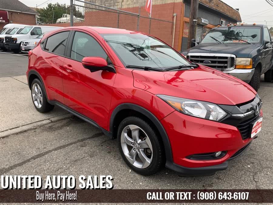 Used Honda Hr-v EX 2016 | United Auto Sale. Newark, New Jersey